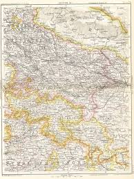 Map Of India And Nepal by Historical Maps Of India