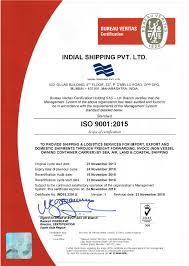 bureau veritas mumbai office indial shipping pvt ltd