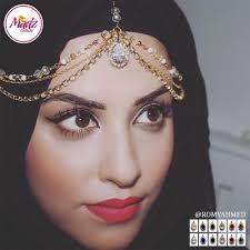 gold headpiece madz fashionz uk romy ahmed bridal matha patti headpiece