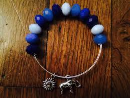 how to make diy alex and ani inspired bracelets