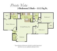 3 Bedroom Apartments Orlando Pointe Vista 1 And 2 Rentals Orlando Fl Apartments Com