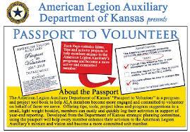 Kansas travel passport images Department of kansas passport to volunteer jpg