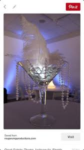 Great Gatsby Centerpiece Ideas by The Great Gatsby Centerpiece Diy That Looks Luxe Make This
