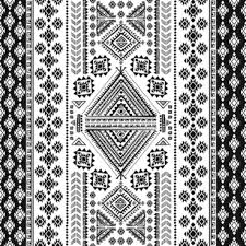 black white ornaments pattern free vector 33 956 free