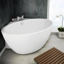 orbit corner modern free standing bath victorian plumbing co uk