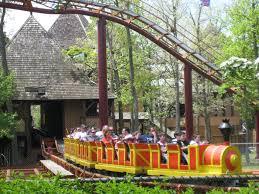 Six Flags Zoo Mine Train Coasters Coasterforce