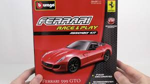 toy ferrari car ferrari 599 gto toy car for kids bburago diecast scale 1