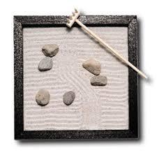 Mini Zen Rock Garden Micro Zen Rock Garden Sq Zen Garden Aka Zen Garden Ends
