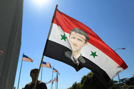 Rebel Syrian Flag Syrian Rebels Move To Ally With Al Qaeda