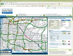 traffic map best los angeles traffic maps and directions