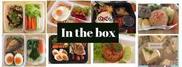 box de cuisine in the box ร บทำข าวกล อง ขนมจ ดเบรค จ ดเล ยง ค ณภาพพร เม ยม ส งฟร