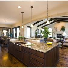 Open Floor Plan Kitchen Dining Room 61 Best Quirky House Ideas Images On Pinterest Home