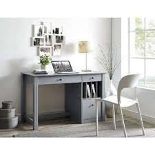 walker edison urban blend computer desk wood walker edison furniture company rectangular desks home