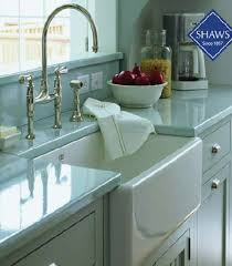 Shaws Belfast Single Bowl Kitchen Sink SCBU - Belfast kitchen sink