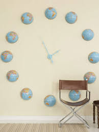 Funky Wall Clocks Diy Wall Clock Projects At Womansday Com How To Make Your Own Clock