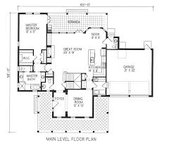 scale floor plan 1 1099 period style homes plan sales