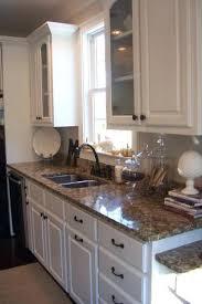 countertops for white kitchen cabinets f f houzz white kitchen