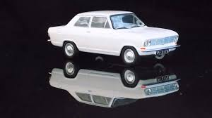 1970 opel 4 door opel kadett b 1970 1 43 ist youtube