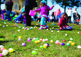 easter hunt eggs annual easter egg hunt rock county historical society