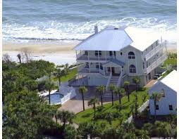 Dream House On The Beach - waterfront homes