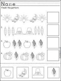 fascinating math worksheets for kindergarten thanksgiving also math
