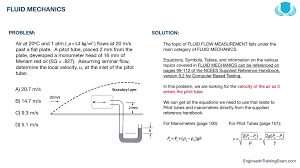 fe exam practice problem fluid mechanics youtube