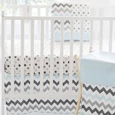 new trend chevron crib bedding styles all modern home designs