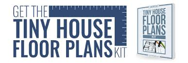 house with floor plan tiny house plans the tiny