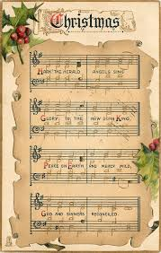 christmas hark the herald angels sing beautiful holly