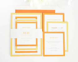wedding invitations packages sponsored post shine wedding invitations the palette