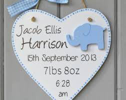 baby plaques new baby girl wooden plaque personalised new baby gift new