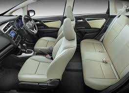 car seat covers for honda jazz honda jazz interiors specifications features honda cars india