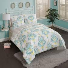 Green And Yellow Comforter Buy Aqua King Comforter Set From Bed Bath U0026 Beyond