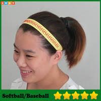 football headbands softball baseball football headband shop cheap softball baseball