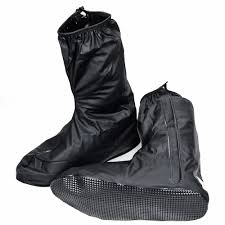 black motorcycle shoes amazon com black waterproof motorcycle bike rain gear boot shoes