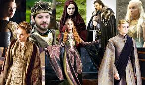 tv series costumes trends review from game of thrones and vikings