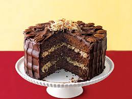 german chocolate cake recipe myrecipes