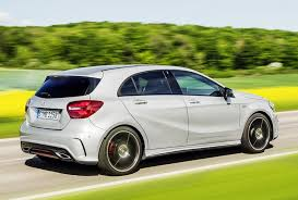 mercedes introduction refreshed mercedes a class revealed available september