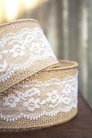 gold lace ribbon lace and burlap ribbon bazarauroritacom burlap and lace ribbon