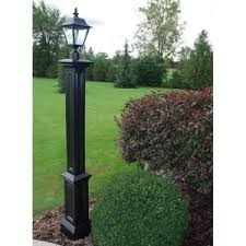 Patio Post Lights Solar Post Lights Hayneedle