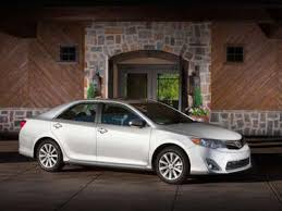 toyota camry xle v6 review 2012 toyota camry xle v6 road test and review autobytel com