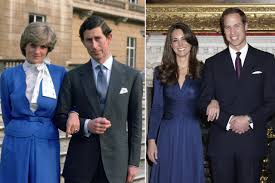 will and kate charles and diana similarities in photos time com