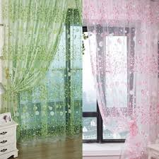 curved bow window curtain rod curtains home design ideas cozy up green floral voile curtains stupendous online get cheap light sheer aliexpress com window font curtain and