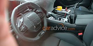 peugeot 508 interior 2016 2018 peugeot 508 interior and exterior spied photos 1 of 4