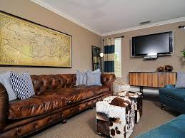 Masculine Curtains Decor 20 Living Space Ideas For Your Inspiration