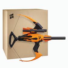 arrows amazon black friday amazon com nerf n strike blazin u0027 bow blaster toys u0026 games