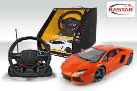 rc lamborghini aventador rc rastar 1 14 lamborghini aventador lp700 steering wheel orange