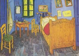 la chambre de gogh à arles puzzle vincent gogh la chambre de gogh à arles 1888