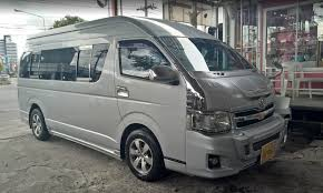 toyota hiace vip phuket to hat yai bus flight from inr 371