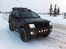 nissan xterra silver wouldn u0027t mind my terra to look something like this one day so